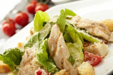 салат нежность классический рецепт с курицей