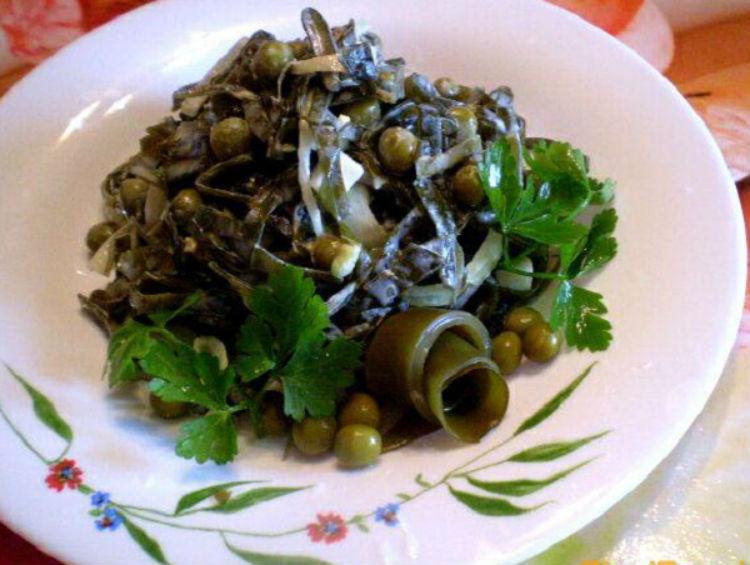 рецепт салата из капусты и огурца с уксусом