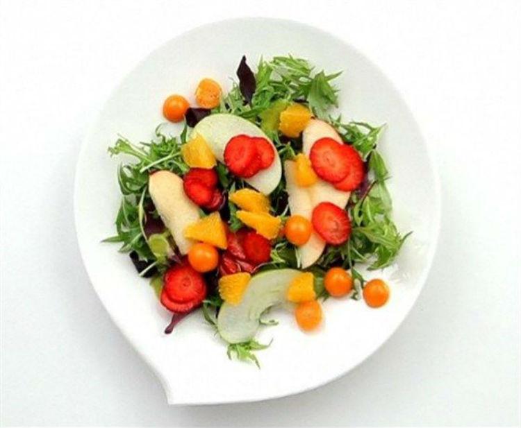 Вкусные фруктовые салаты - все яркие краски лета